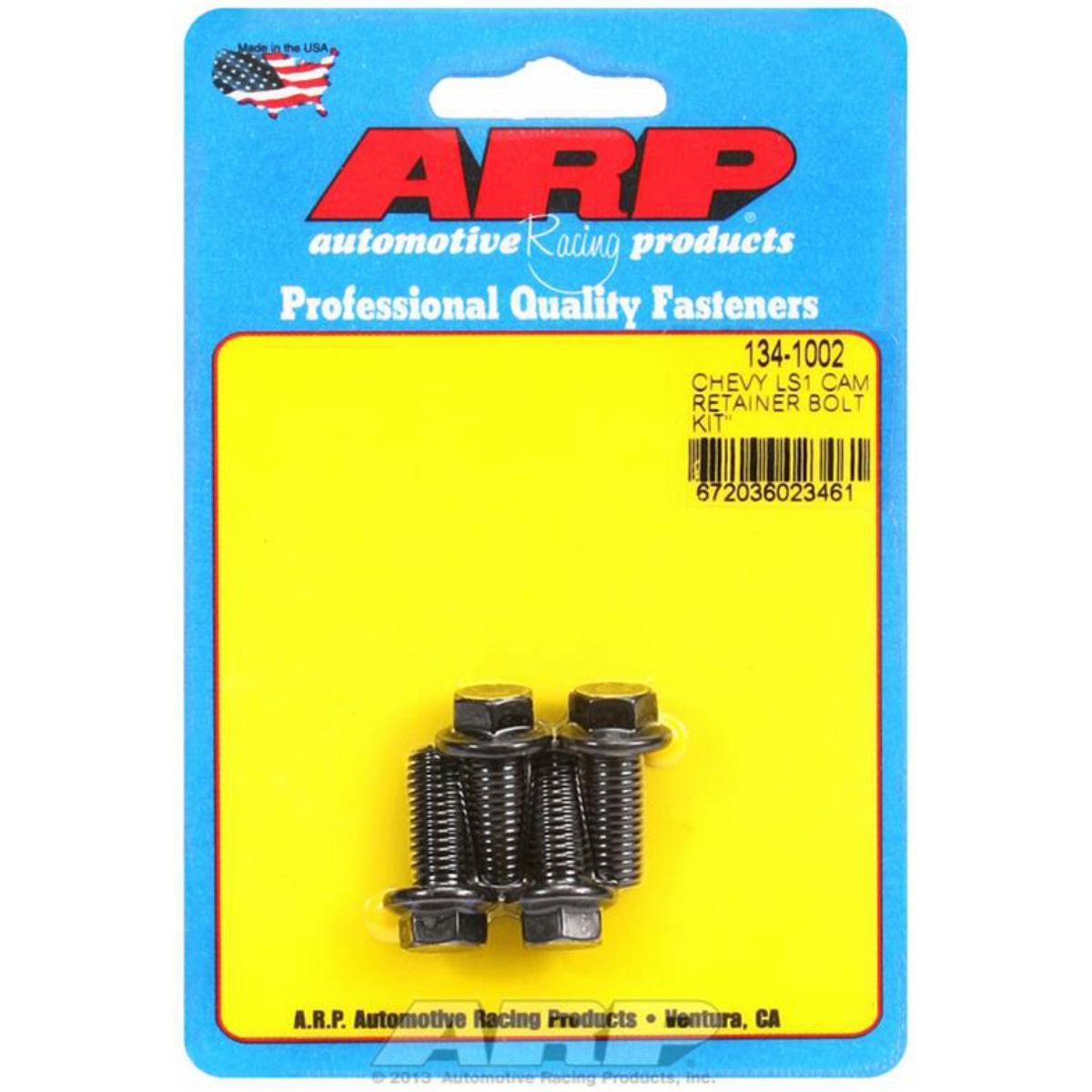 ARP bolter til kam retainer plate