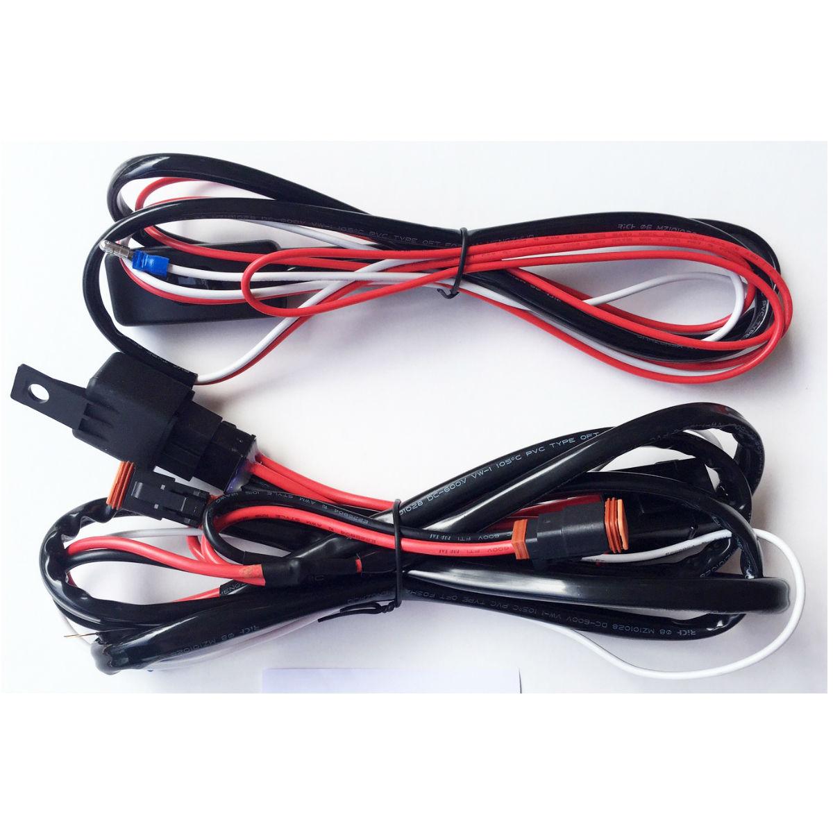 LED Lite Tilkoblingssett for 2stk LED bar
