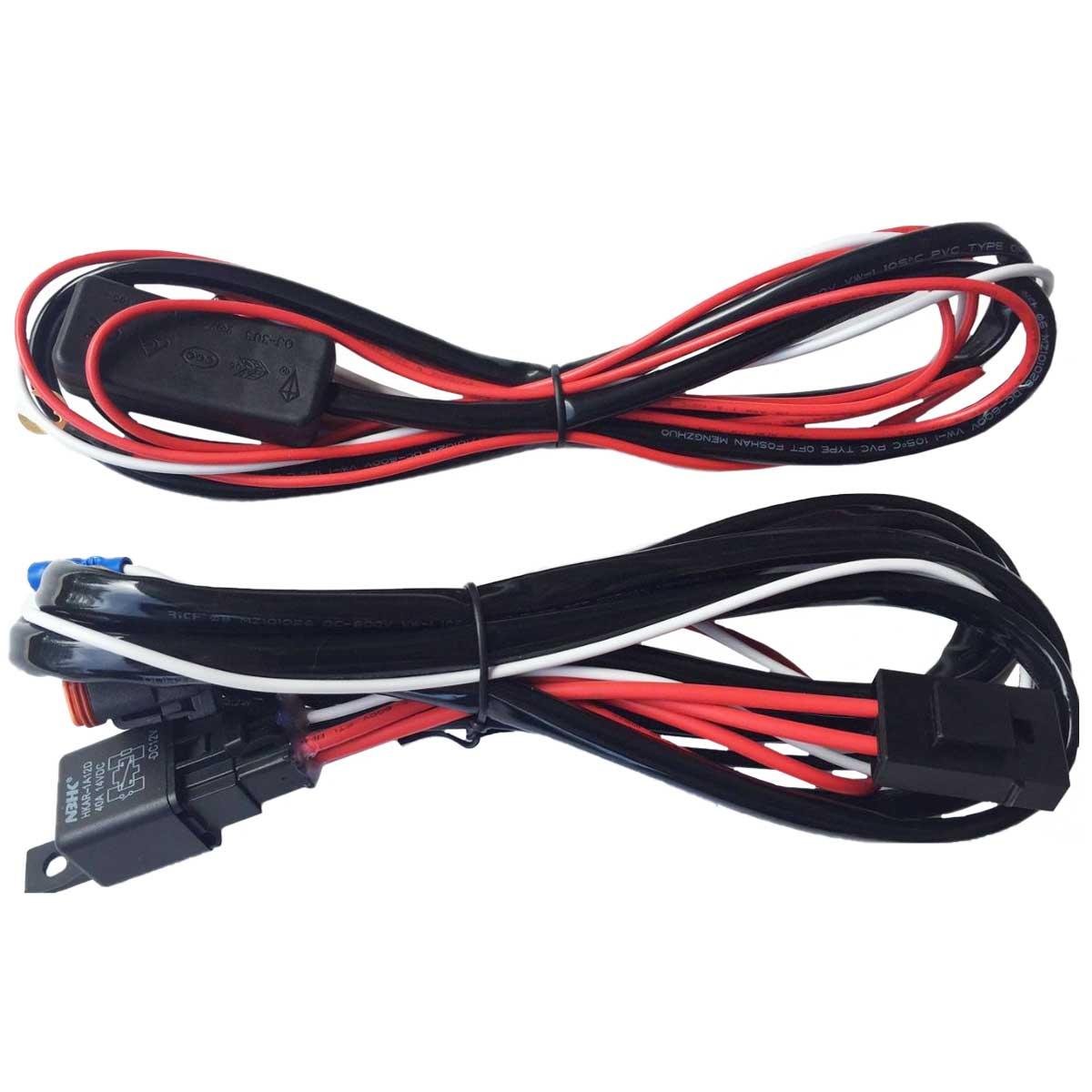 LED Lite Tilkoblingssett for 1stk LED bar