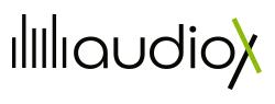 AudioX nettbutikk